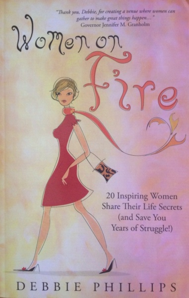 'Women on Fire' by Debbie Phillips