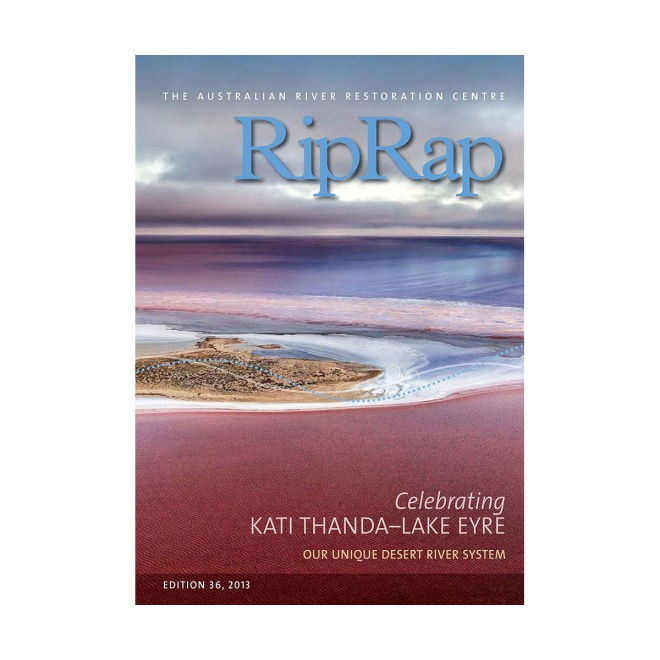 Kati Thanda-Lake Eyre, RipRap Issue 36