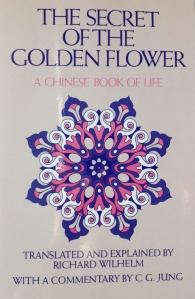 'The Secret of the Golden Flower' was the book that aroused Jung's interest in alchemy.