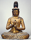 Dainichi Nyorai and the Mudra of the Six Elements. Tokyo National Museum