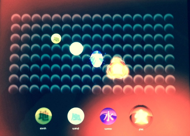 'Elemental' music App
