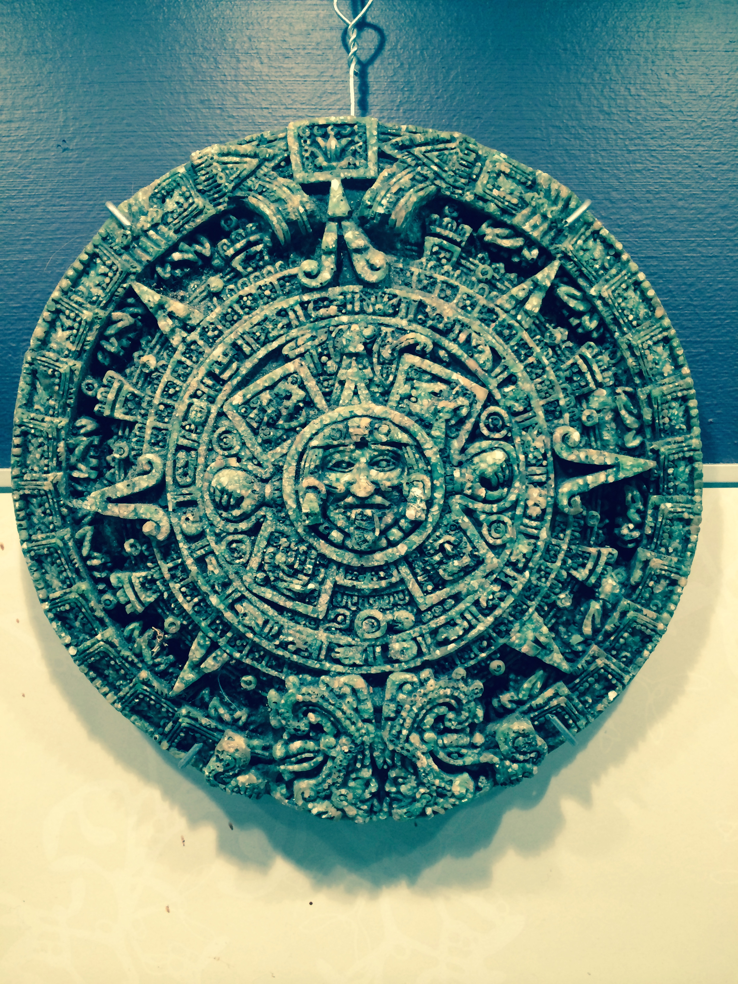 The Complex Cosmology Of The Aztecs Fire Up Water Down