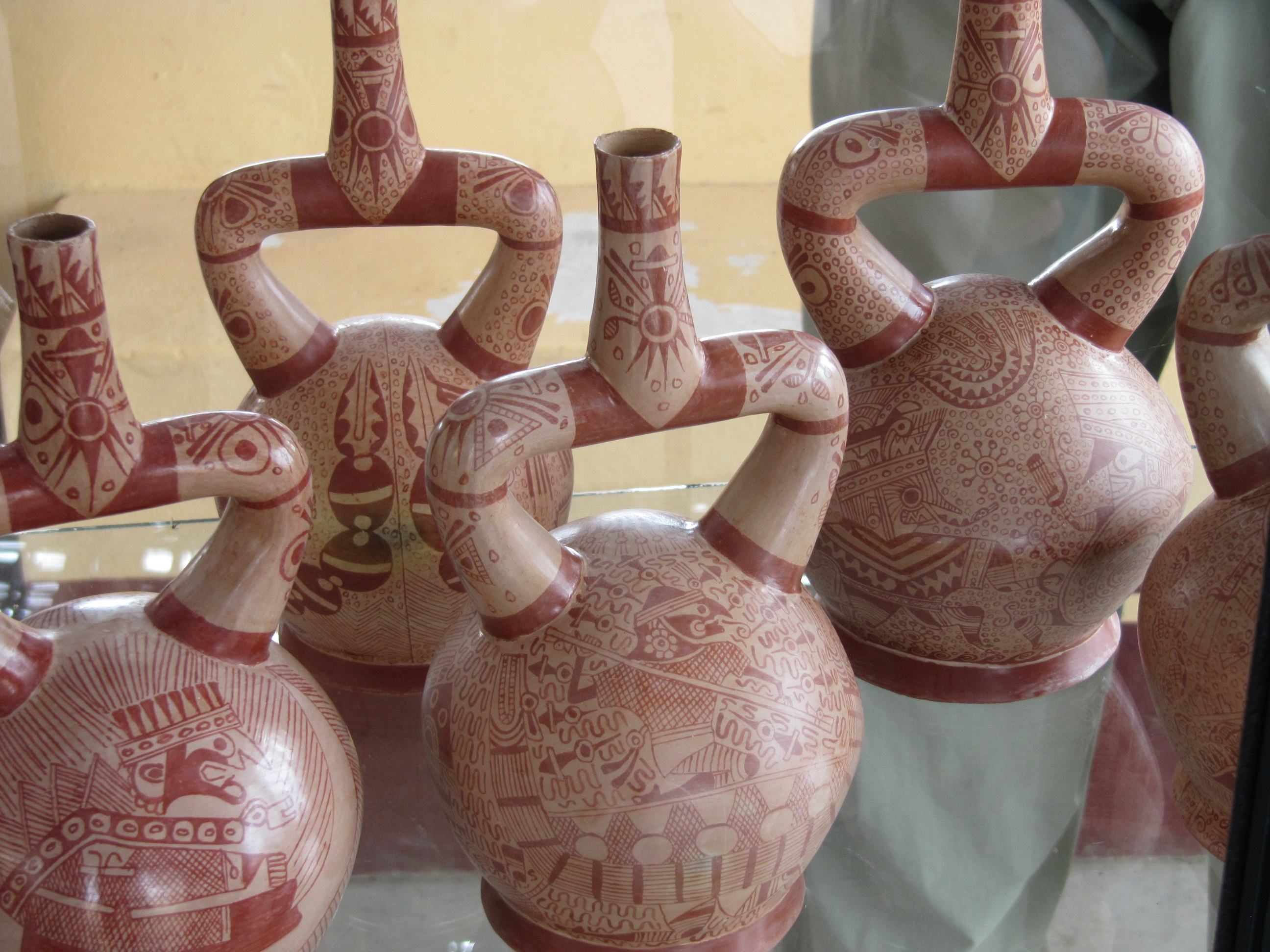 Moche Masters Of Clay Fire Up Water Down
