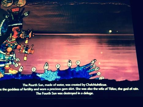 The Fourth Aztec Sun