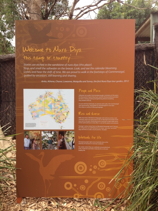 My explorations to discover more about the relationship between Aboriginal Australians and the elements continue. This image taken at Taronga zoo, Sydney.