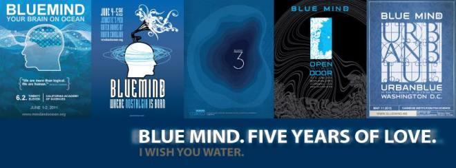 There have been five 'Blue Mind' summits, starting in 2011. The most recent on examined water in an urban context.