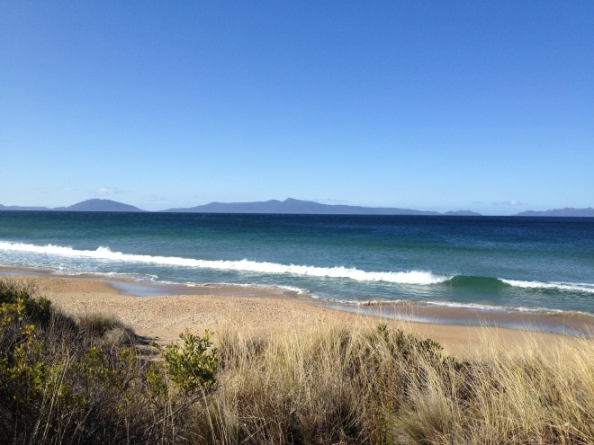 The Freycinet Peninsula on the East Coast of Tasmania attracts hundreds of thousands of visitors a year.