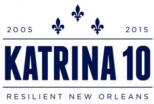 The 10th anniversary of Hurricane Katrina is being used as a symbol for the city to build resilience and look to the future.