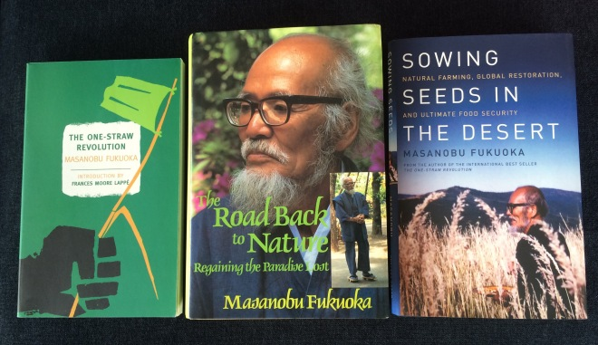 Three of the books translated into English by the author of the International Best-seller 'The One Straw Revolution'. Making soil is the driving principle behind this system of natural farming.