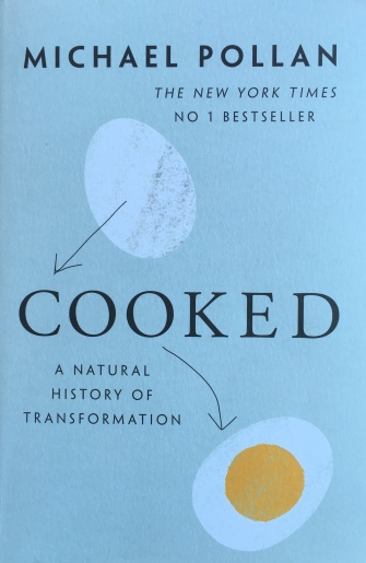 Michael Pollan is my favourite food writer. His mantra is 'Eat food. Not too much. Mostly Plants.' Michael's book 'Cooked; is based around the elements of Fire, Water, Air and Earth. On February 19th in the US a documentary series based on the book will start on Netflix. It's bound to be thought-provoking.
