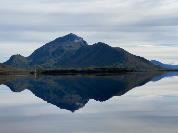 Reflections on Tasmanian wilderness, Earth Day 2021